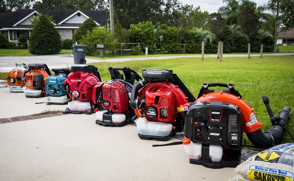 Best Backpack Blower Shootout | Outdoor Power Equipment Reviews