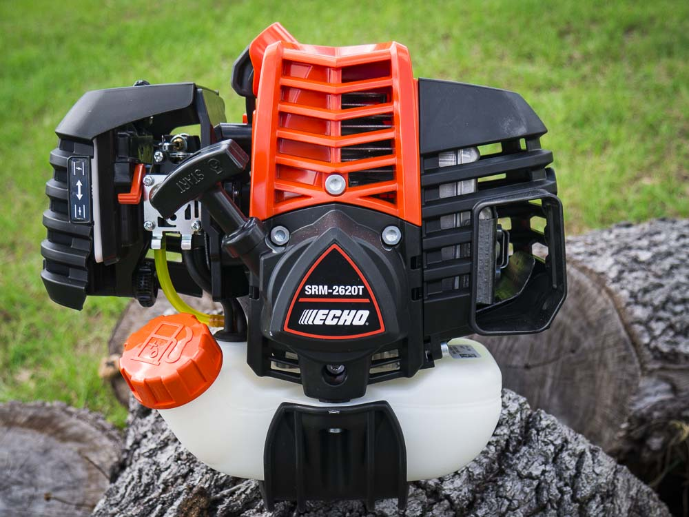 High Torque ECHO SRM-2620T Line Trimmer Review | OPE Reviews