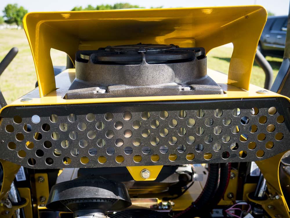 Hustler Super 104 Zero Turn Mower - Big and Nimble | OPE Reviews