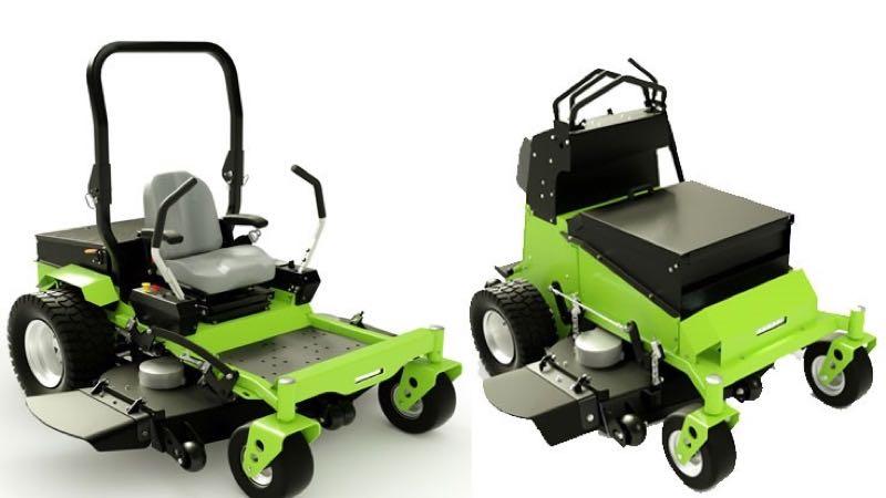 Greenworks Battery Powered Zero Turn Mowers | OPE Reviews