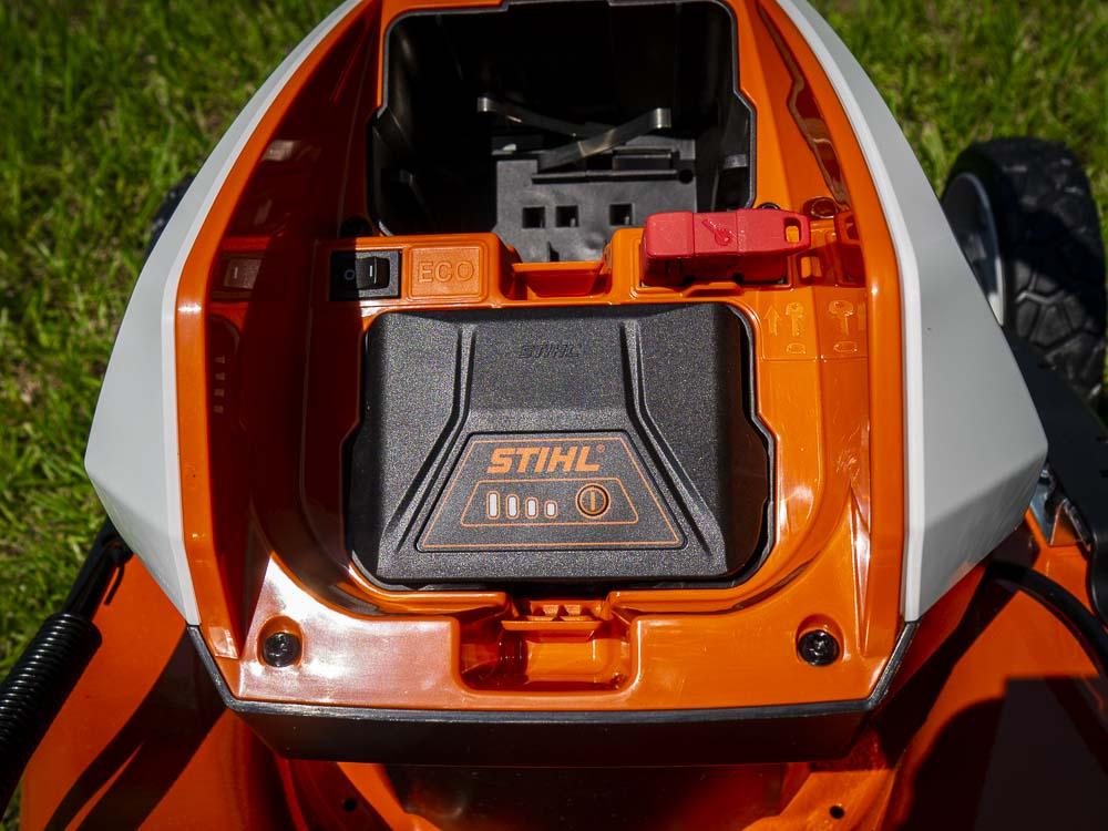 Stihl RMA 460 Battery Powered Push Mower Review | OPE Reviews