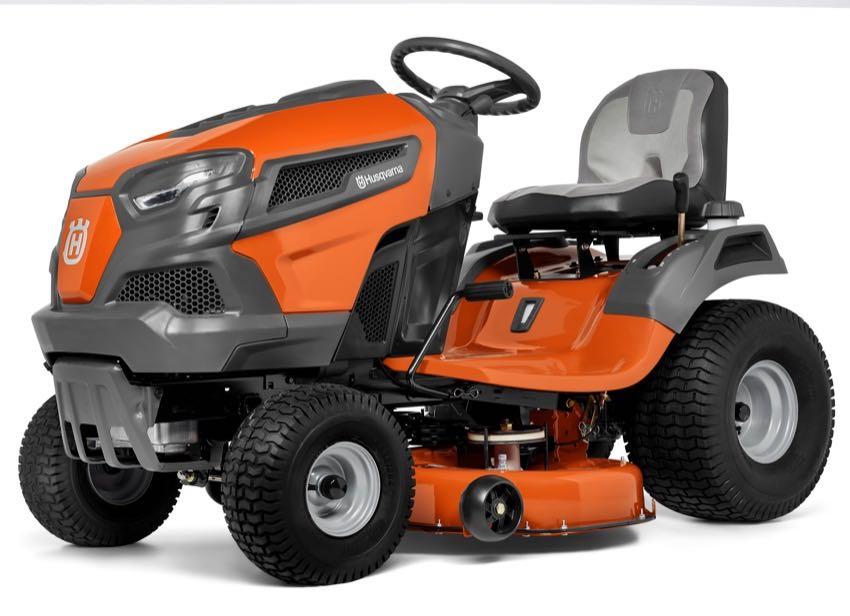 New Husqvarna TS Tractor Series