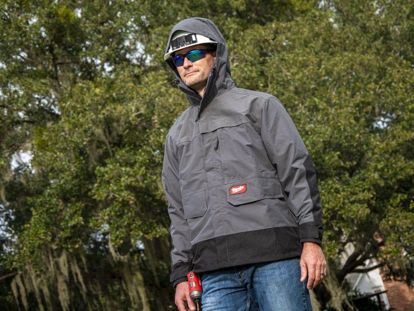 Milwaukee Axis Heated Jacket Layering System