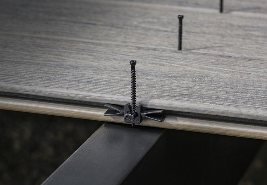 CAMO EdgeXMetal Metal Deck Clips